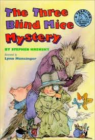 9780385321310 the three blind mice mystery choice chapter books