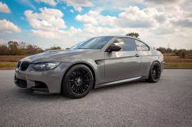 All BMW Models 2010 bmw m3 coupe : 2011 Dinan S2 Signature Package BMW M3 Coupe Space Gray/ Black ...