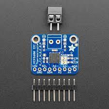 Adafruit MCP9600 I2C Thermocouple Amp K,J,T,N,S,E,B,R Type