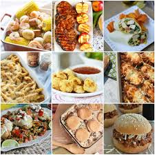 Unfortunately, we still have to eat. Show Stopper Saturday 60 Dinner Ideas Simply Gloria