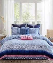 echo design shibori comforter set