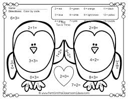Coloring Pages: mesmerizing valentines color by number. Free ...