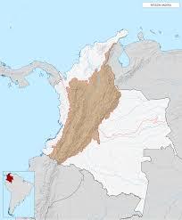 Région andine