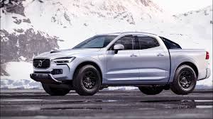 2018 Volvo XC60 Pickup New car - YouTube