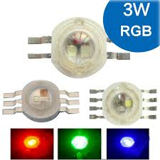 1 2 5 3w rgb rgbw red green blue white 4 6 8 pin led dioded blub chip light l part 20mm star for foodlight spotlight candelabra led bulbs 168 led bulb