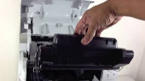 How to Install your HP <b>CC364A</b> (<b>HP 64A</b>) in HP LaserJet P4014 ...