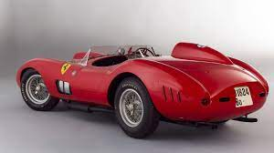 O último destaque no leilão de carros clássicos é um porsche 928 s4 sports equipment de 1988, que deve ser arrematado por até £ 38 mil (r$ 193.716). Ferrari 335s Spider Scaglietti 1957 Coches Ferrari Autos Ferrari Ferrari