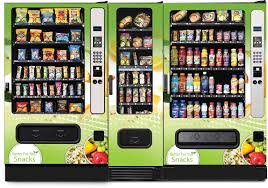 Vending Machines Healthy Fascinating Vending School Snack Shop