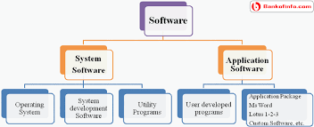 Software Classification Chart Classification Of Computer Software In 2019 Computer