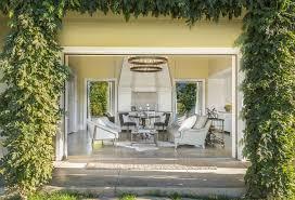 Small pool house interior designs interiors fireplace ideas design