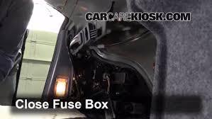 interior fuse box location 2001 2009 volvo s60 2008 volvo s60 2 5 interior fuse box location 2001 2009 volvo s60 2008 volvo s60 2 5t 2 5l 5 cyl turbo