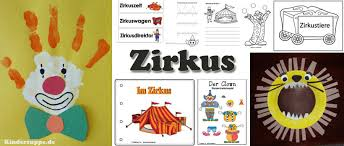Projekt Zirkus Kindergarten Und Kita Ideen