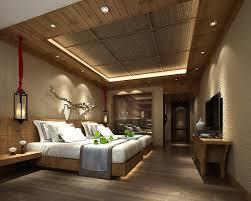 hotel bedroom lighting. Hotel Bedroom Suite Design 3d Model Max 1 Lighting