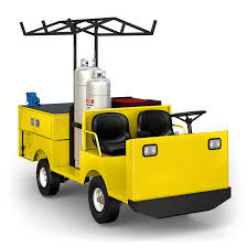 electric industrial vehicles utility vehicles motrec