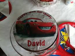 Birthday Party For A 4 Year Old Boy Part 1 The Cake