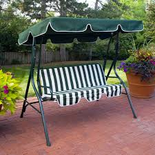 outside swing chair. Single Garden Swing Seat Porch Chair With Stand Patio Outdoor Holders Outside