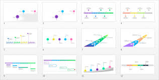 Power Point Time Line Template A Beautiful Editable Powerpoint Timeline Template Free