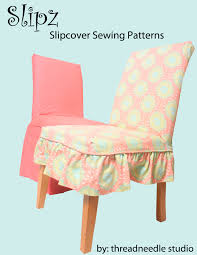 parson chair covers slip cover sewing patterns ikea spandex parsons