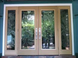 leaded gl front doors entry with double silver valley gas door ideas
