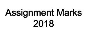 assignment term paper end june 2018