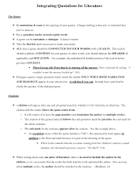 How To Cite A Quote In An Essay Ataumberglauf Verbandcom