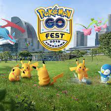 Pokemon GO Fest Yokohama 2019 2019 - Pokémon GO