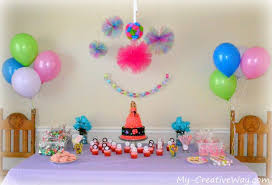 Birthday Decoration With Balloons At Home  Image Inspiration Of Simple Balloon Decoration Ideas At Home