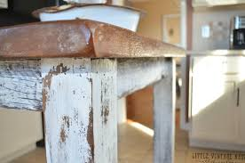 Kitchen Island Close Up Rustic Kitchen Island Close Up T Nongzico