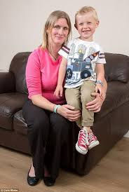 Wallsall boy who's allergic to WATER and hot and cold weather can ...