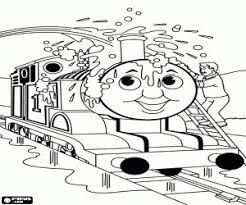 Small Picture 11 best Thomas Friends coloring page images on Pinterest