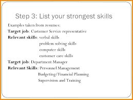 a list of skills some computer skills put resume example of to on a list software