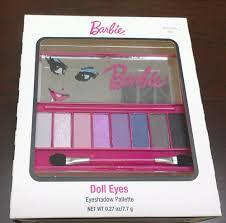 new barbie doll eyes eyeshadow pallet set walgreens new barbie 034 doll eyes 034 eyeshadow pallet set walgreens exclusive