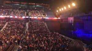 Mohegan Sun Arena Uncasville Ct Concert Seating Chart Mohegan Sun Arena Section 15 Row P Home Of Connecticut