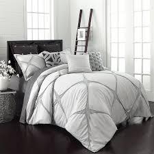 wondrous inspration grey comforter set king light sets ecrins lodge new