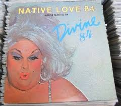"Popsike DIVINE NATIVE LOVE 40 40"" MEXICAN SINGLE HIGH ENERGY Inspiration Native Love"
