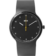 17 best watches for men 2017 father s day top mens wrist watches braun rubber stainless steel men s watch buy it here for 550