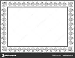 Certificado Blanco Sobre Blanco Fotos De Stock Jamesstar 166522940