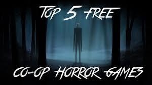top 5 free co op horror games 2017