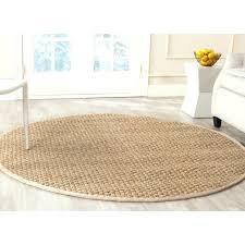 circular jute rug round jute rug mountain gray 6 ft x photo circular jute rug uk
