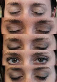 jenni at crushable s smoky eye tutorial for hazel eyes