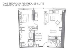 Plain Vdara Two Bedroom Penthouse Suite Intended Rooms Suites