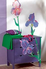 decorate furniture. how to decorate chest of drawers for a modern bedroom diy furniture decorating with wall stickers
