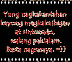 Quotes Tagalog About Friendship