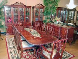 gany chippendale dining room set fmufpi