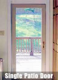 single patio doors. Exellent Doors Single In Swing Patio Door Throughout Single Patio Doors T