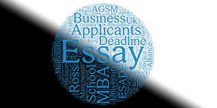 mba essays topics from top business schools