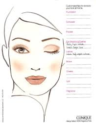 makeup chart fsocietymask co
