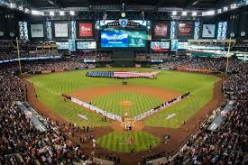 Chase Field Az Seating Chart Chase Field Tickets Phoenix Stubhub