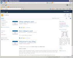 Web Parts Sharepoint Designer Filtering The Sharepoint 2010 Blog Posts Web Part Code