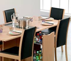 Chic Space Saver Dining Table By Space Saving 12007  HomedessigncomSpace Saving Dining Table Sets